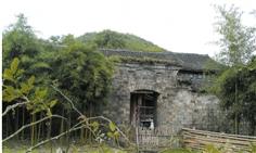 古建筑里仍有生活的气息