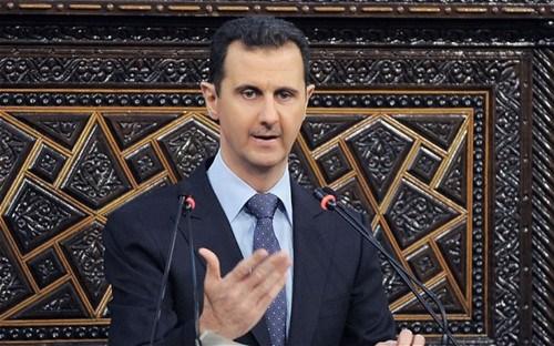 叙总统阿萨德开玩笑称诺贝尔和平奖应颁给自己