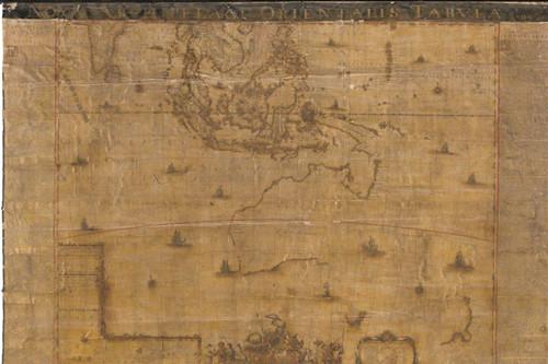 17世纪澳大利亚地图将首次露面被遗忘逾一世纪