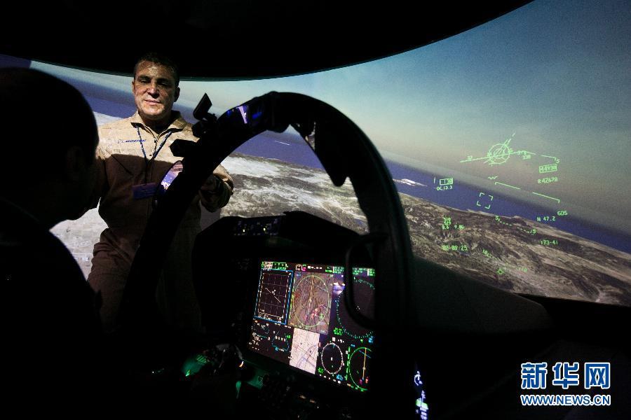 (国际)(6)第13届迪拜国际航展开幕