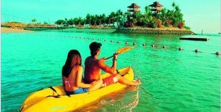 浪漫升级 新加坡7大蜜月旅行地