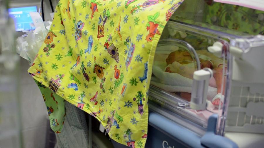 (国际)(2)匈牙利一名脑死亡孕妇产下婴儿并捐献器官
