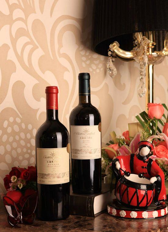 长城桑干酒庄葡萄酒演绎顶级酒庄酒格调魅力