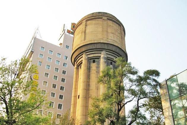 中山公园水塔是沈阳市城市供水诞生的标志