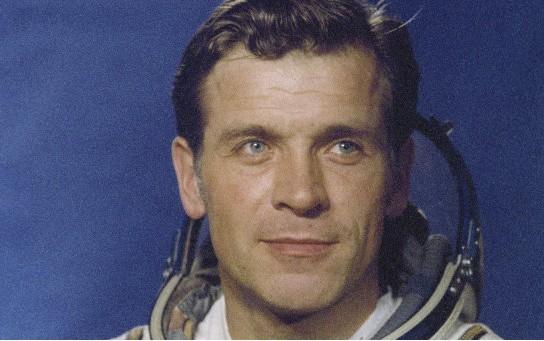 俄罗斯著名宇航员亚历山大 谢列布罗夫