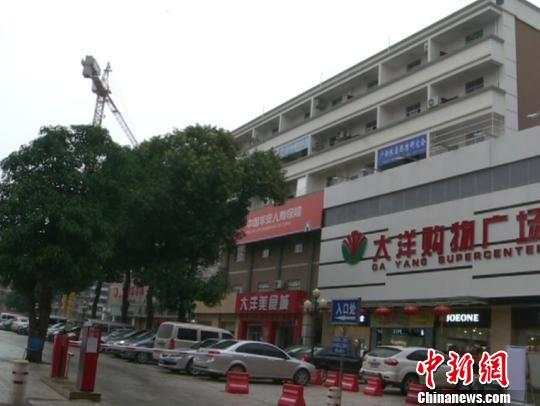 图为广西电影集团有限公司目前的办公楼。 韦仕才 摄