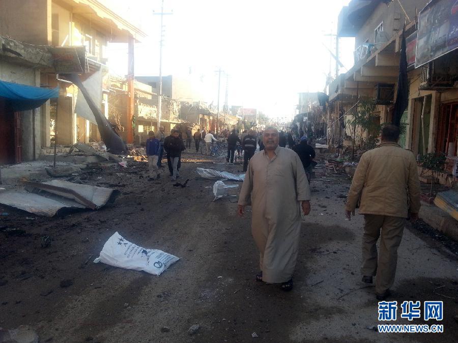 (国际)(2)伊拉克23日发生多起恐怖袭击