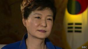朴槿惠称国际社会不能纵容朝鲜需打破恶性循环