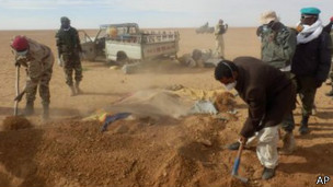 尼日尔逮捕127名拟穿越撒哈拉沙漠移民