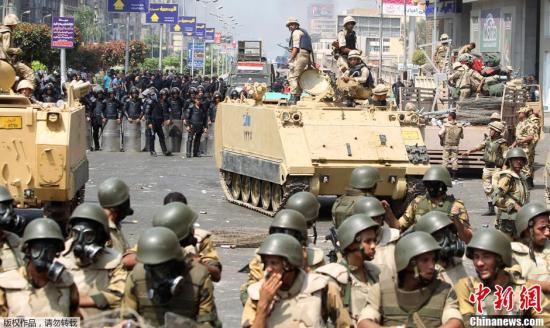 埃及馆员称自8月清场行动以来已有近千人丧生