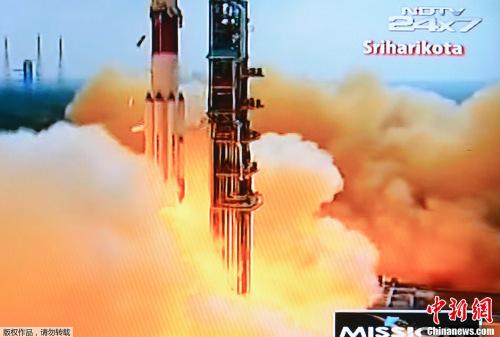 印度火星探测器顺利升空或抢更多份额太空市场