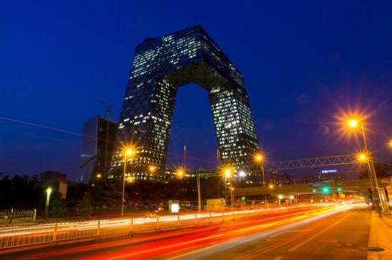央视新址大楼获全球最佳高层建筑奖