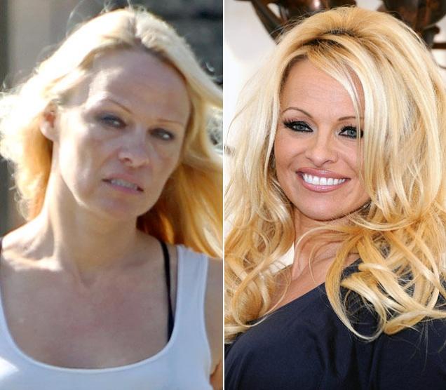 帕米拉·安德森 Pamela Anderson (外媒网络截图)