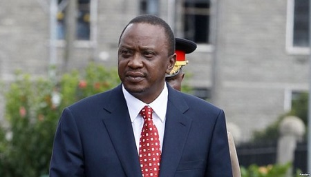 国际刑事法院再次推迟肯尼亚总统出庭受审日期