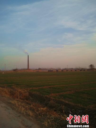 河北邢台多家砖窑废气低空直排环保部门称未生产