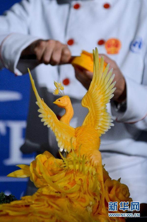 (国际)(5)中国美食走进联合国