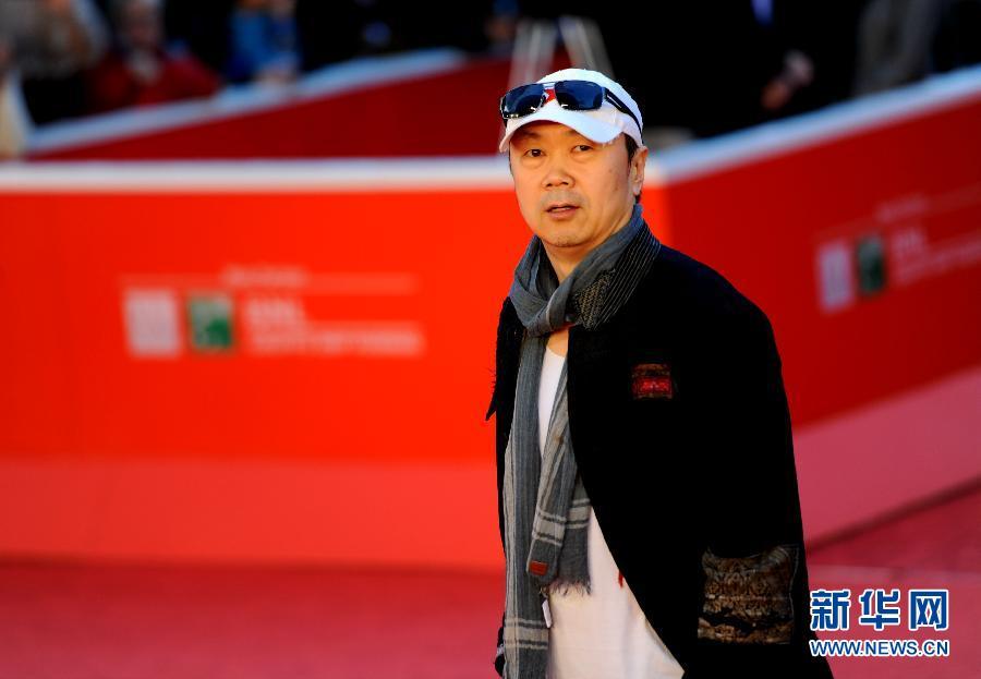 (国际)(6)中国影片《蓝色骨头》亮相罗马电影节