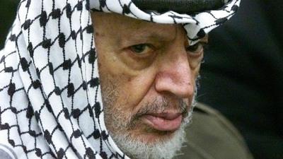 """巴勒斯坦称以色列是阿拉法特死亡""""唯一嫌犯"""""""