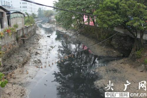 温州瓯江污染臭味赛马桶排污五六年难寻污染源