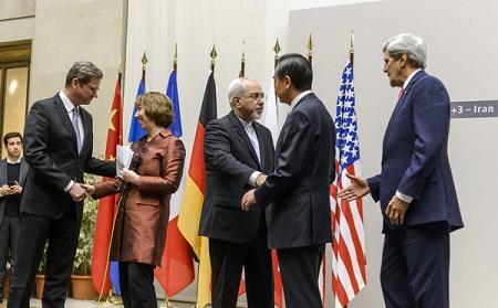 美媒:伊核问题临时协议为更艰难谈判争取时间