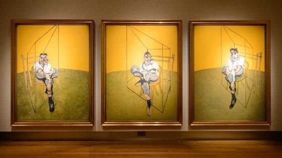 纽约1.42亿美元拍出培根名画 创艺术品最高拍卖价