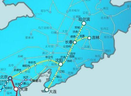 京哈高铁晚点 撞死4名职工
