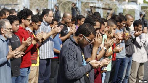 埃及法院驳回穆兄会上诉维持取缔判决(图)