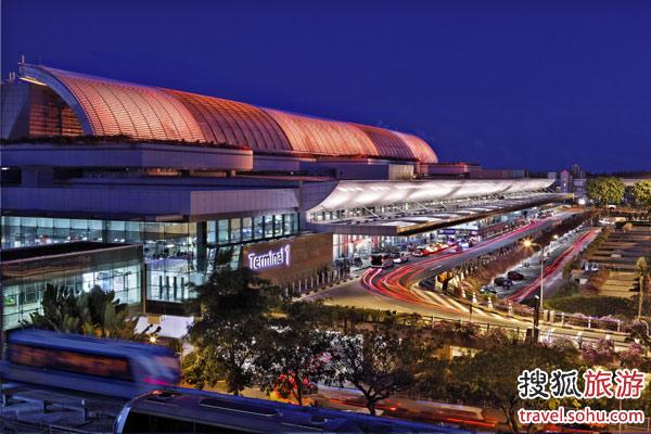 新加坡樟宜机场1号航站楼