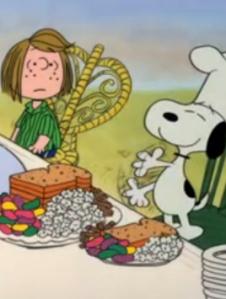 盘点国外电影中的感恩节餐桌吼叫是传统(组图)
