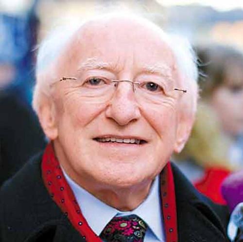 爱尔兰总统明年将访问英国或成爱首位访英总统