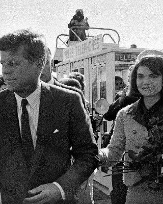美前总统肯尼迪遇刺将满50年再成关注话题(图)