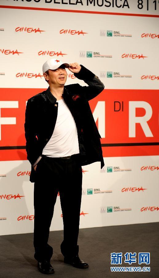 (国际)(3)中国影片《蓝色骨头》亮相罗马电影节
