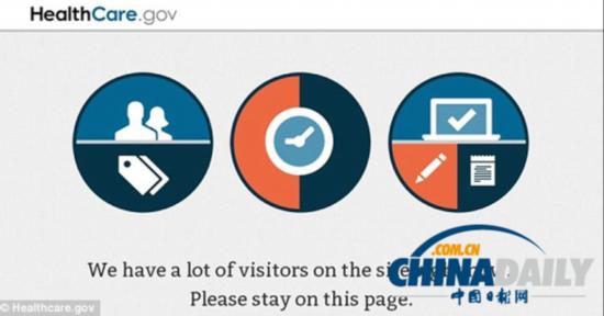 会议记录爆奥巴马医改网站开通首天仅6人注册