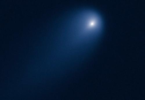 45亿年孤独旅行后ISON彗星将和太阳亲密接触(图)