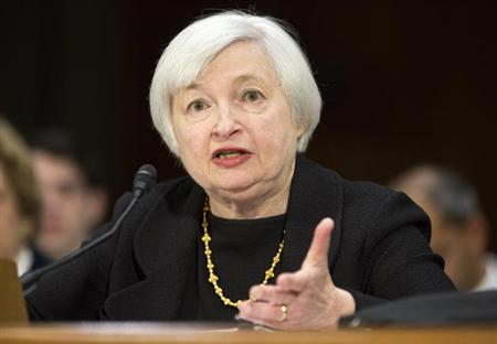 美联储主席提名人耶伦阐述关键议题强调失业问题