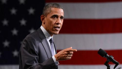 奥巴马将在明年4月访问亚洲争夺地区主导权