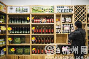 宁波国际会展中心9号馆常年在展卖各种进口食品