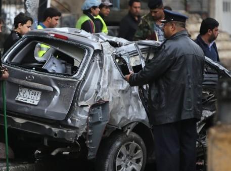 暴力浪潮席卷伊拉克致60死巴格达一日10起爆炸