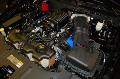 福特野马改装版 搭载5.0升v8增压发动机图片