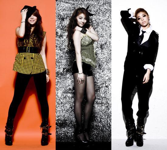 韩女歌手ailee裸照