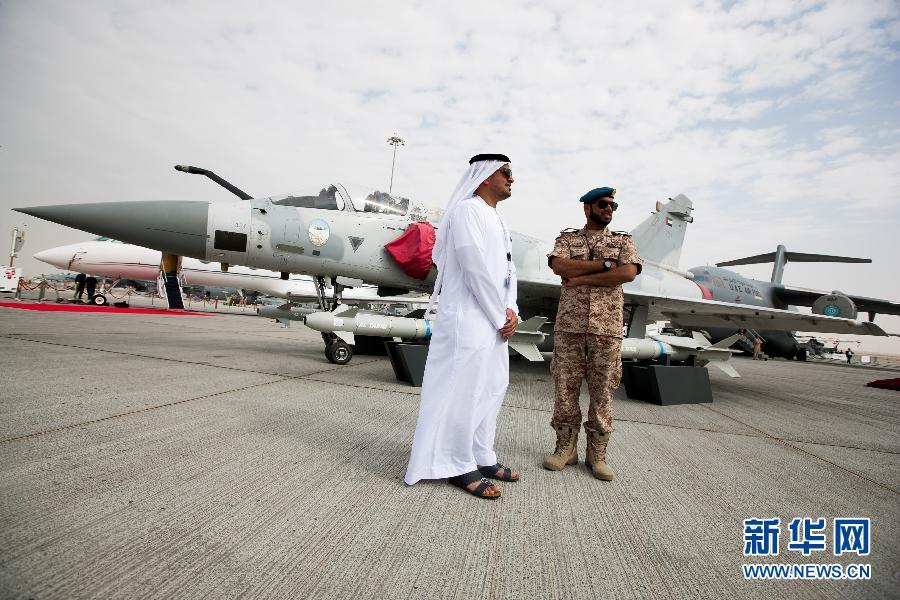 (国际)(1)第13届迪拜国际航展开幕