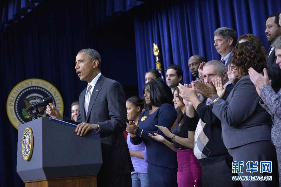(国际)(2)奥巴马阵营年末为医改启动公关冲刺