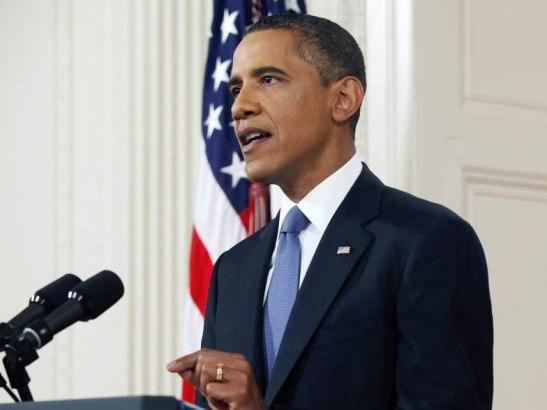 奥巴马下令降半旗哀悼曼德拉或赴南非参加国葬