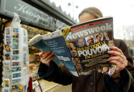 《新闻周刊》计划重推印刷版 转型为订阅为主