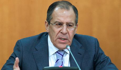 """俄外长:北约基于""""冷战""""表现出反俄恐惧症"""