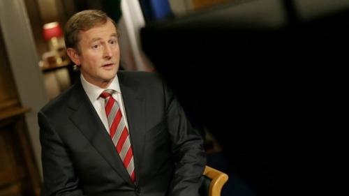 爱尔兰总理:脱离救助后将维持审慎预算政策(图)