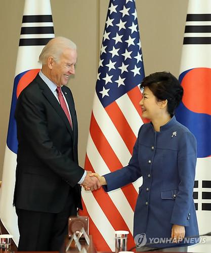 拜登访韩称亚洲位于历史拐点或改变世界历史