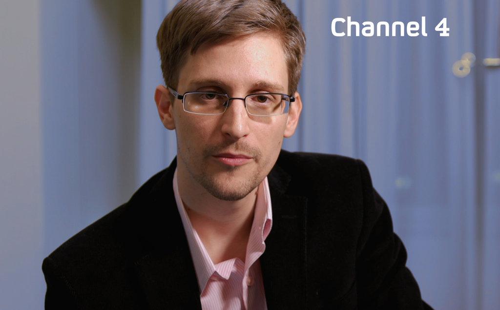 斯诺登将发表电视讲话 吁民众终结政府监控