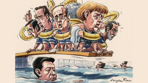 评论称真正威胁欧洲的是其本身应接受变革需要