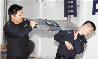 杭州PTU满两周岁 生日礼物是新武器反式盾牌